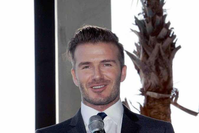 David Beckham-Miami