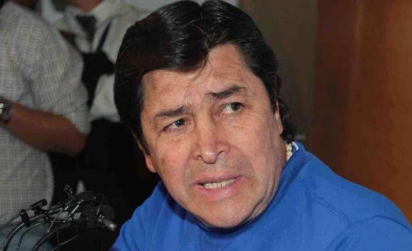 Luis Fernando Tena, entrenador del Cruz Azul.