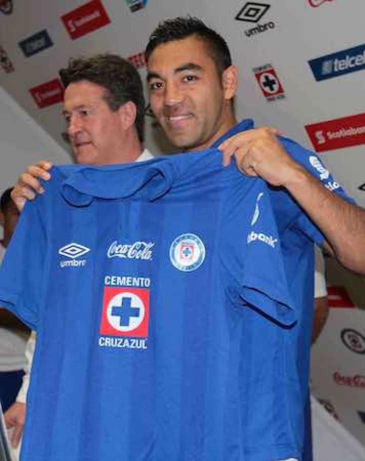 """""""Me ilusiona mucho, no dejo de mencionarlo a cada instante, el gran sueño que tengo de poder estar en el Mundial, sé que es difícil"""", dijo Marco Fabián."""