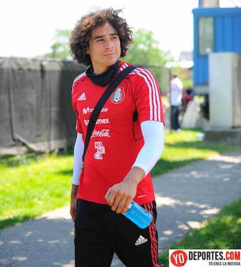 Guillermo Ochoa Magaña, ex portero del América, quedará desvinculado del Ajaccio en junio próximo.