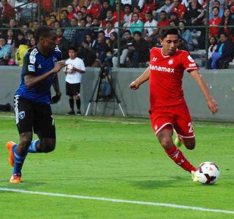 Toluca clasificó a semifinales de la Liga de Campeones de la Concacaf, tras derrotar al estadounidense San José en tanda de penales por 5-4.