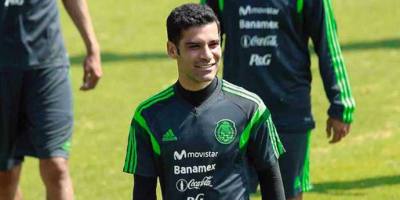 "Capitán Rafa Márquez dice que Tri está ""agradecido"" con Estados Unidos"
