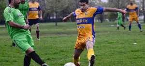 Emocionante la jornada 2 de la Liga de los lunes Sport Emelec en Chicago que dirige José Córdova.