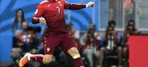 """Ronaldo dice que """"intentamos hacer lo mejor"""" pero """"el fútbol es así"""". EFE"""
