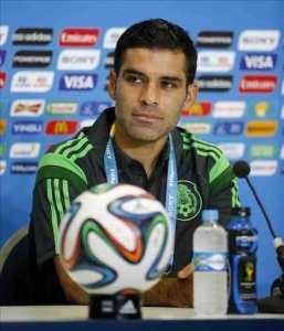 """Rafa Márquez destaca el nivel """"importante"""" del once mexicano. Foto EFE"""
