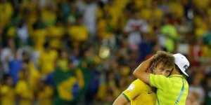 "Rousseff se dice ""muy, muy triste con la derrota"" de Brasil. EFE"