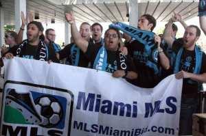 David Beckham anunció en marzo pasado sus planes para tener un estadio en Miami.