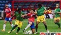 Costa Rica derrota a Jamaica 2-1 en Chicago