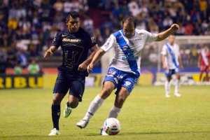 Cuauhtémoc Blanco y el Puebla de la Franja cayeron 2-1 ante los Pumas de la UNAM