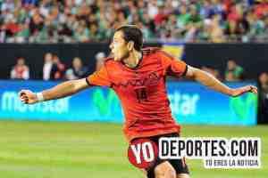 Chicharito el Jugador del Año de la CONCACAF
