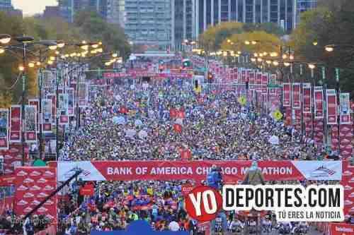 Chicago Marathon abre inscripciones el 8 de marzo