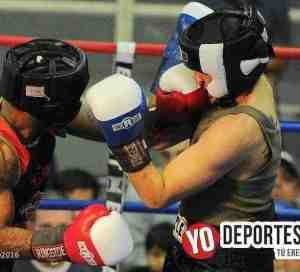 Miguel Martinez vs. James Burns Chicago Golden Gloves