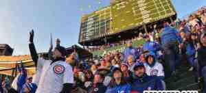 Fotos y videos de la inauguración de Chicago Cubs