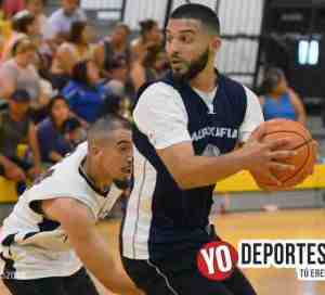 La Familia campeones de la Liga Azteca de Basketball