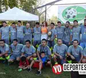 Deportivo Maya es el campeón de la 5 de Mayo Soccer League