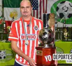 Santa Rosa no tuvo piedad del Barza en la 5 de Mayo Soccer League