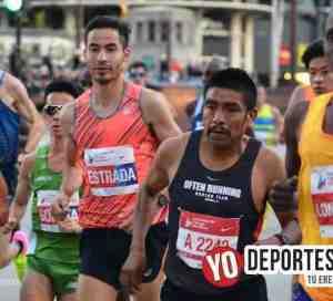 Brillan los latinos en el Maratón de Chicago