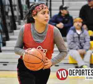 Lady Punishment a la final de la Liga Azteca de Basketball