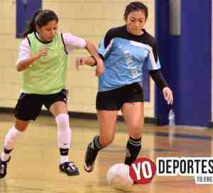 En fotos y video Athletico vs. México de la Liga Diablitos