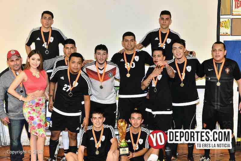 Campeones Deportivo DF-CD Vagos-Mundi Soccer League-