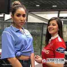 Chicas Chicago Mustangs San San Liga Latinoamericana