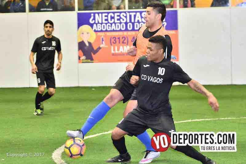 Deportivo DF-CD Vagos-Mundi Soccer League-final