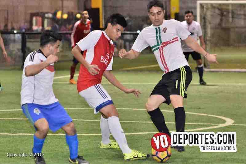 El Progreso-Club Nacional-United States Soccer League soccer place