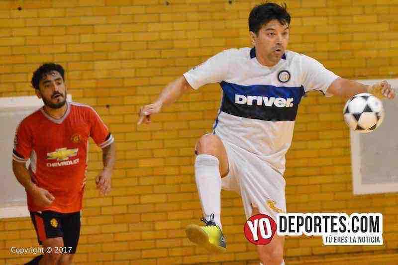 Barcelona vs Las Aguilas-Liga Club Deportivo Checa-final sabado