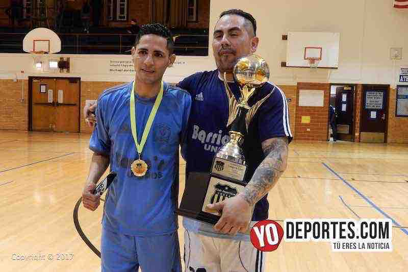 Barrios Unidos campeon Liga Checa