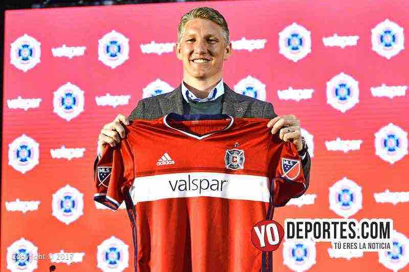 Bastian Schweinsteiger-Chicago Fire