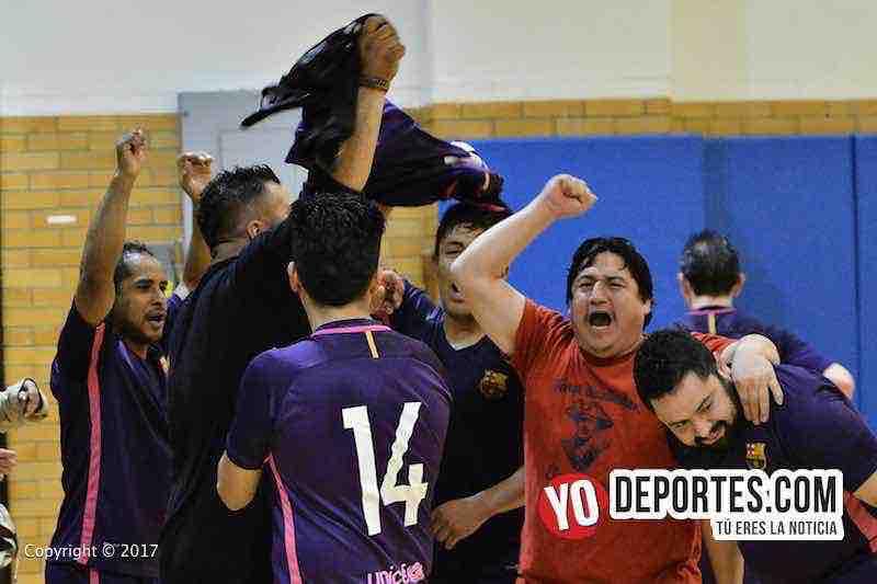Campeones Barza-Barrios Unidos-Liga Club Deportivo Checa