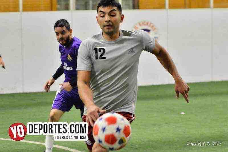 La Bamba contra Deportivo Acambaro-Semifinal Jueves Chitown Futbol