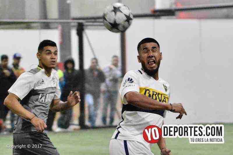 La Barona-Boca Jr-Champions-Liga latinoamericana