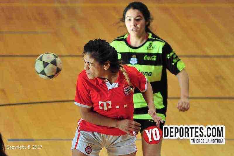 Lady Azteca-Manchester-Liga Club Deportivo Checa
