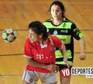 Lady Azteca contra Real Madrid en semifinal de Club Deportivo Checa