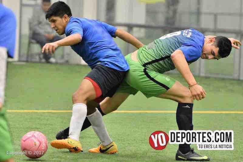 Ludoviko y su Banda de la Liga Latinoamericana contra Southside de la Liga San Francisco por el Campeón de Campeones.