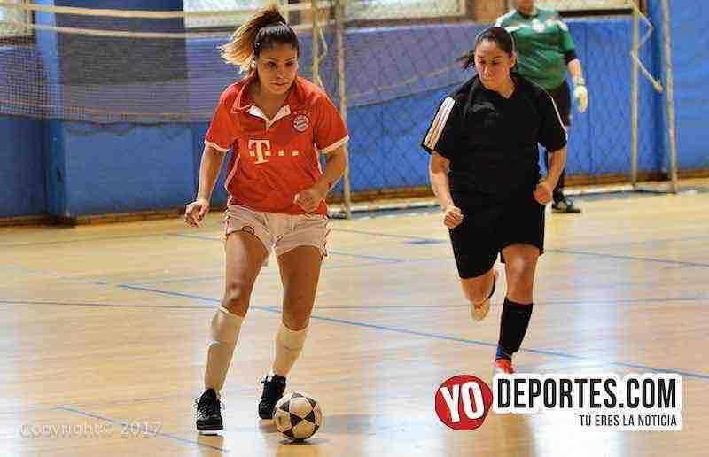 Milan-Lady Azteca- Club Deportivo Checa