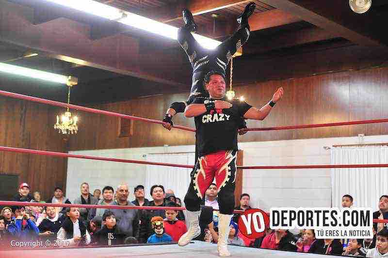 Super Crazy-Lucha Libre Total