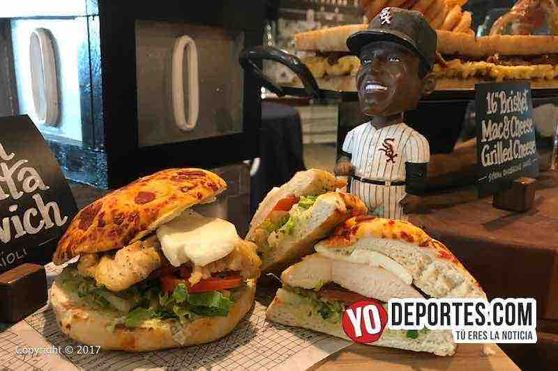 White Sox Media Tour Guaranteed Rate Field-margarita grill