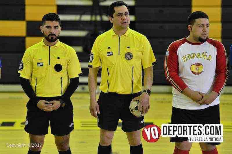 Arbitros-Villatoro-Inseparables B-Finales domingo 16 abril-Liga San Jose