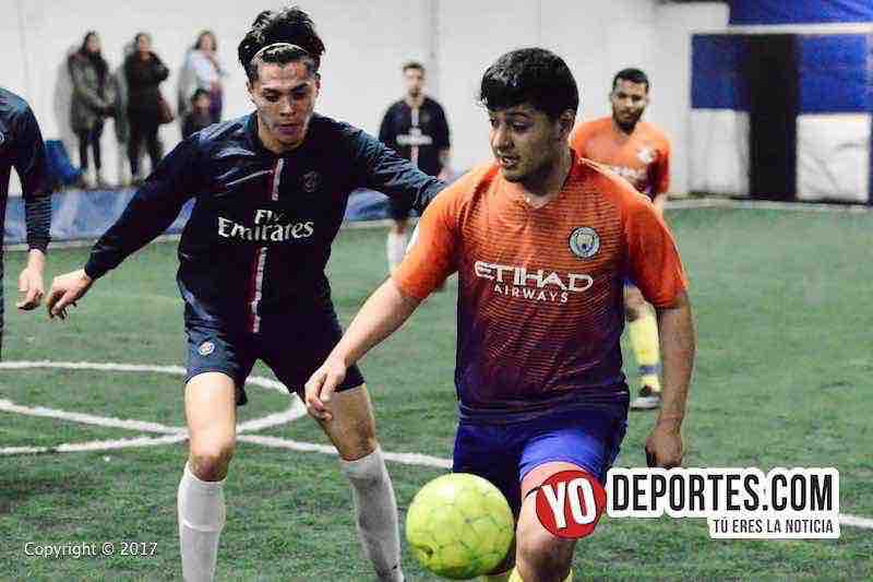 Bulldogs contra Remy FC Fuerza Latina Soccer League