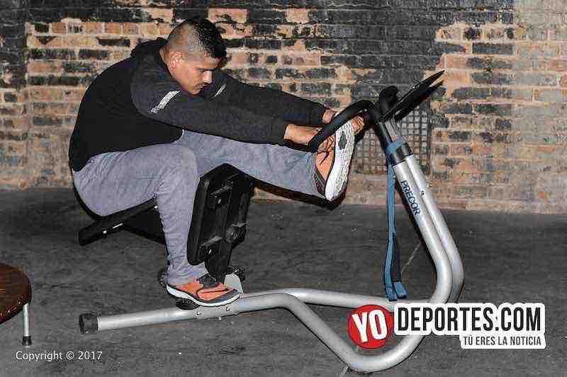 Cesar Ruiz-El Cepillo-warriors boxing