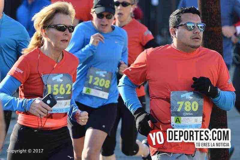 Elvis Garcia-Ravenswood 5K Run Chicago