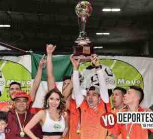 Honduras derrota a Red Fire B y se corona en 5 de Mayo Soccer League
