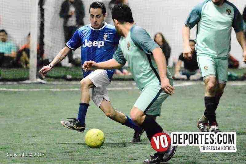 La Juve-La Mangana Fuerza Latina Soccer League