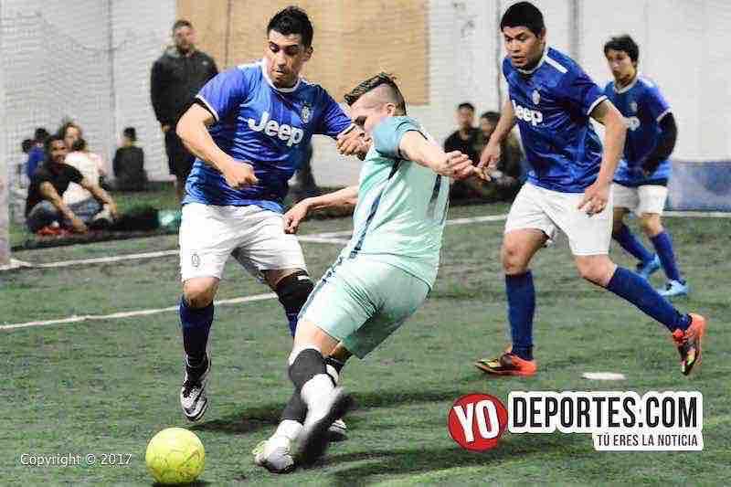 La Juve-La Mangana-Fuerza Latina Soccer