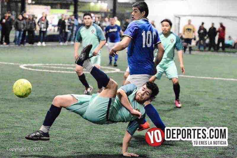 La Juve-La Mangana-semifinal-Fuerza Latina Soccer League