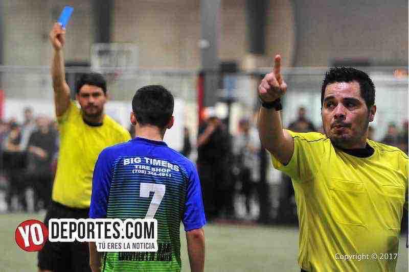 Ludoviko y su Banda-San Antonio-Champions-Liga Latinoamericana-arbitros