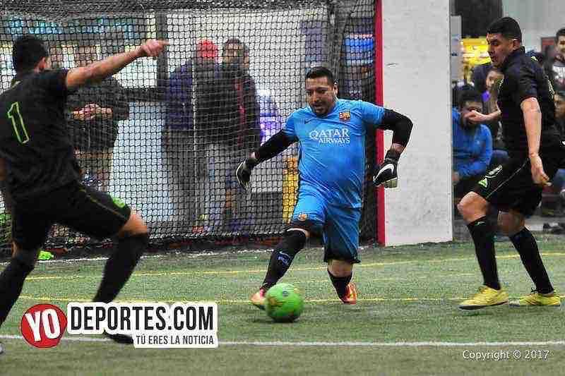 Ludoviko y su Banda-San Antonio-Champions portero-Liga Latinoamericana