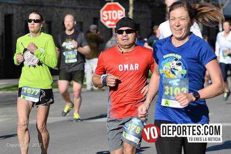 Omar Gonzalez-Ravenswood 5K Run Chicago